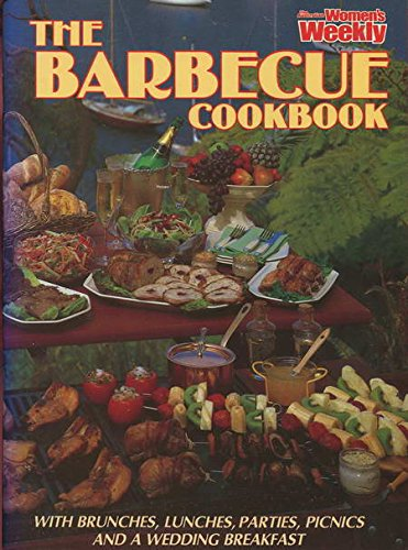Barbecue Cook Book By Pamela Clark