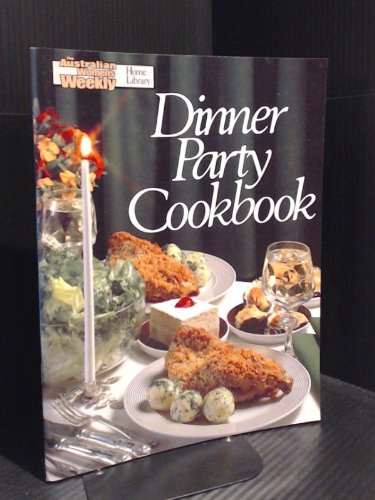 Dinner Party Cookbook: No. 1 by Maryanne Blacker