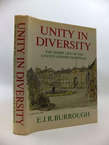 Unity in Diversity By Evan Jerome Ridgway Burrough