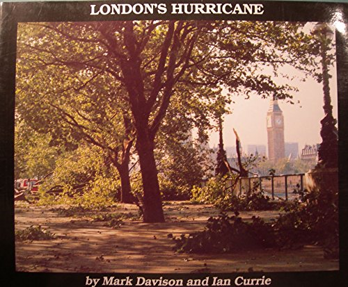 London's Hurricane By Mark Davison