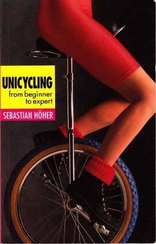 Unicycling By Sebastian Hoher