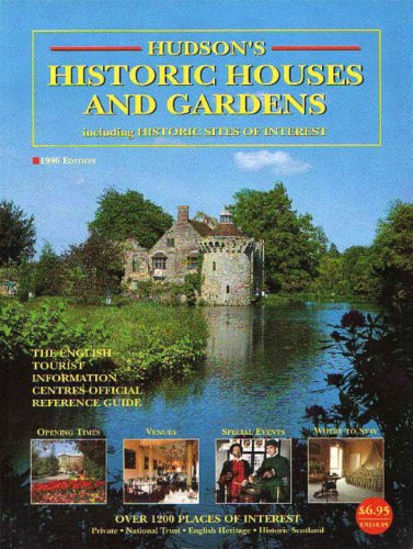 Hudson's Historic Houses and Gardens By Norman Hudson