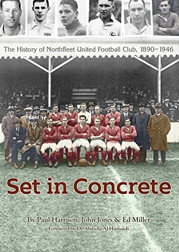 Set in Concrete By Paul Harrison