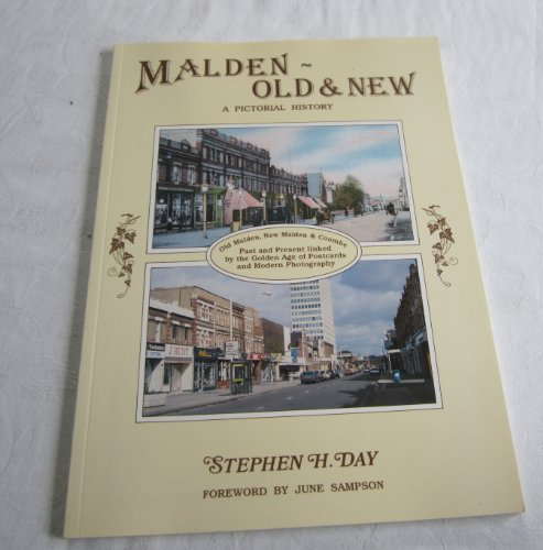 Malden - Old and New By Stephen H. Day
