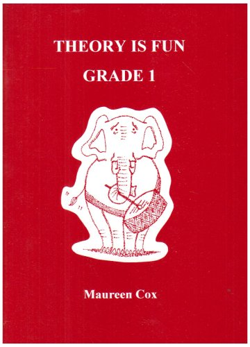 Theory is Fun: Grade 1 by Maureen Cox