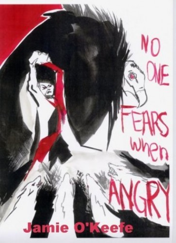 No One Fears When Angry! By Jamie O'Keefe