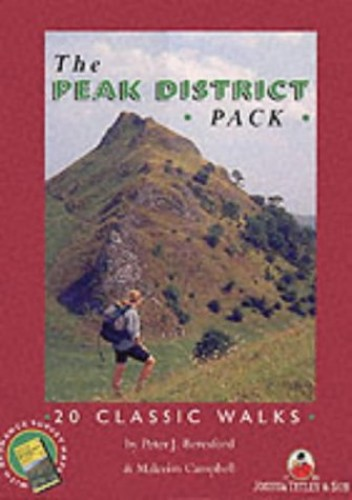 The Peak District Pack: 20 Classic Walks: Pt.1 by Peter John Beresford