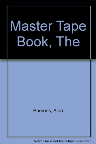 Master Tape Book, The By etc.