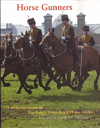 Horse Gunners By Edited by W.G. Clarke