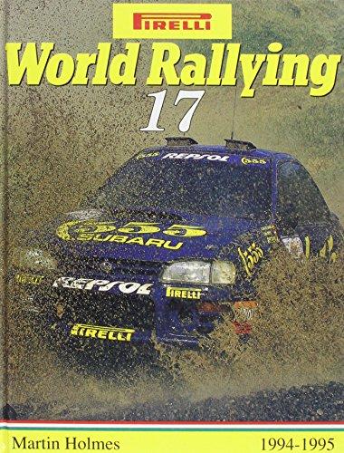 Pirelli World Rallying By Martin Holmes