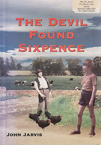 Devil Found Sixpence By John Jarvis