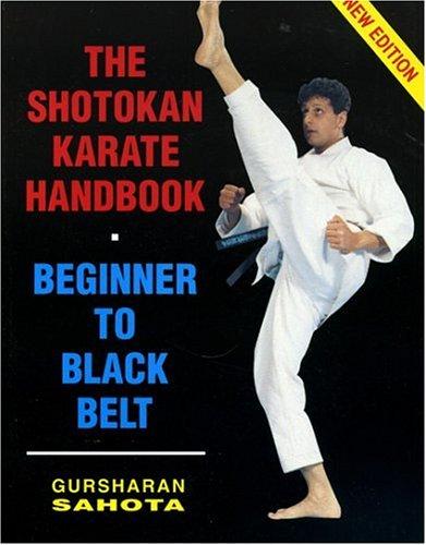 Shotokan Karate Handbook By Gursharan Sahota