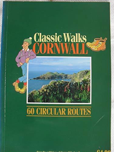 Classic Walks Cornwall By Mark Darron Norton