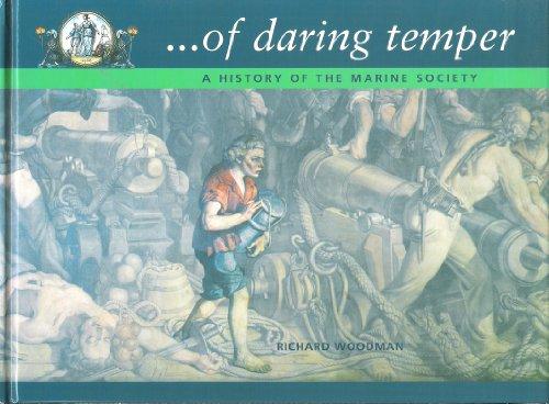 .. Of Daring Temper By Richard Woodman