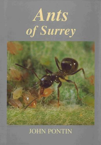 Ants of Surrey By John Pontin