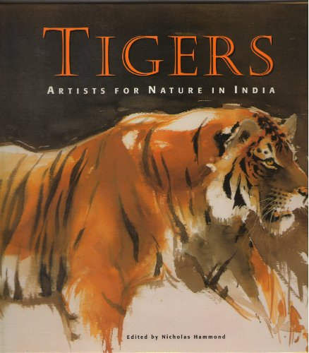 Tigers By Nicholas Hammond