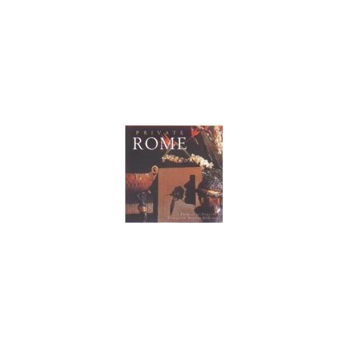 Private Rome By Francesco Venturi