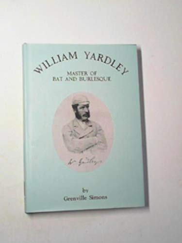William Yardley By Grenville Simons