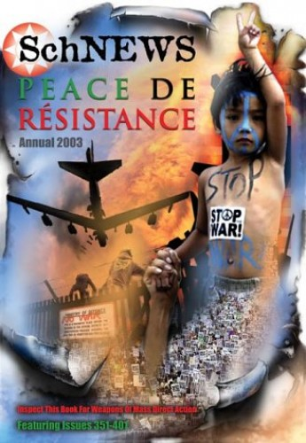 """Peace De Resistance"" By Jo Makepeace"
