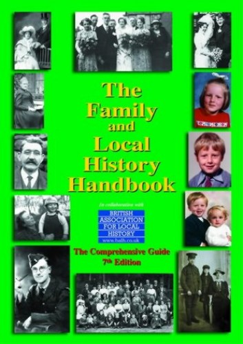 The Family and Local History Handbook By Robert Blatchford