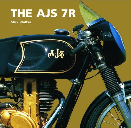 The AJS 7R By Mick Walker