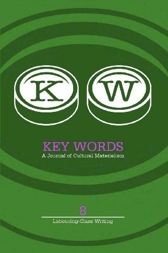 Key Words 8 By Catherine Clay