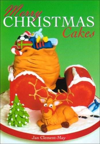 Merry Christmas Cakes by Jan Clement-May