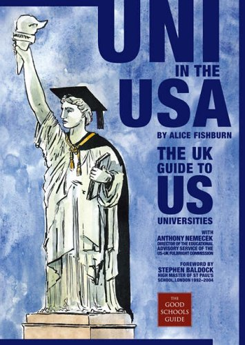 Uni in the USA By Alice Fishburn
