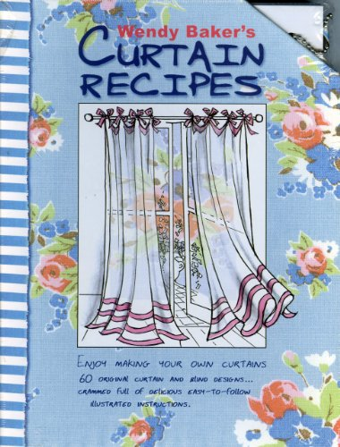 Wendy Baker's Curtain Recipe Cards By Wendy Baker