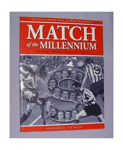 Match of the Millennium: The Saints' 100 Most Memorable Matches By Illustrated by Ron Davies