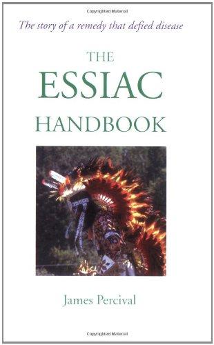 The Essiac Handbook By James Percival