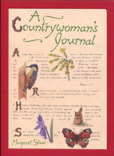 A Countrywoman's Journal By Margaret Shaw