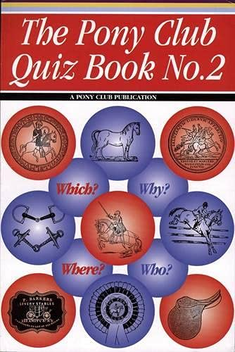 Pony Club Quiz Book: No. 2 by Judith Draper