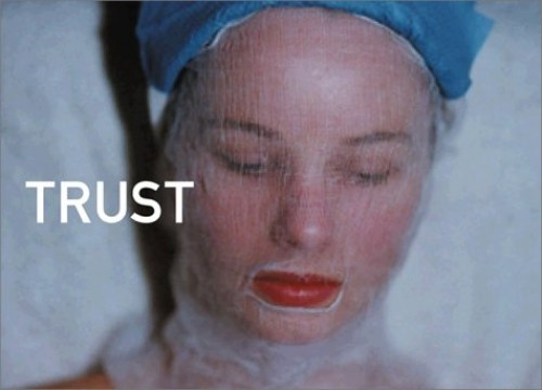 Trust By Oliver Chanarin