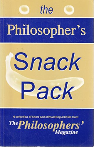 Philosopher's Snack Pack By Julian Baggini