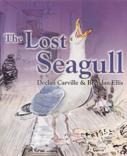 The Lost Seagull By Declan Carville