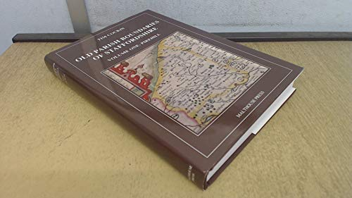 Old Parish Boundaries of Staffordshire: A Guide to the Administrative Units of Staffordshire: v. 1: Pirehill by Tim Charles Heywood Cockin