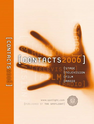 Contacts By Edited by Kate Poynton