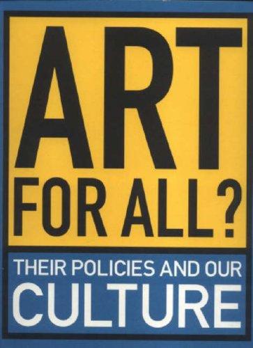 Art for All? By Mark Wallinger