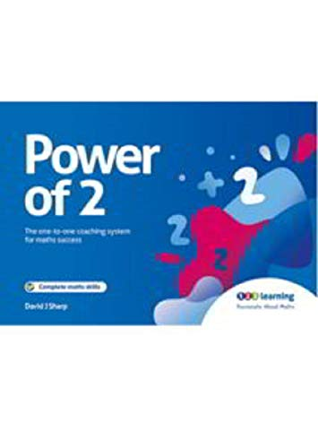 Power of 2: The One to One Coaching System for Maths Success by David Joseph Sharp
