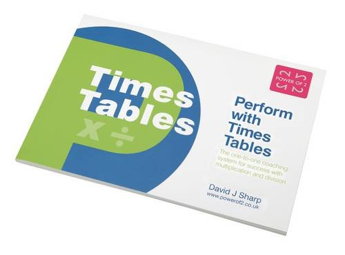 Perform with Times Tables By David J. Sharp