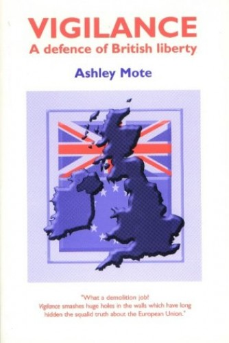 Vigilance By Ashley Mote