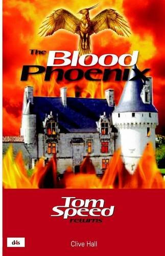 The Blood Phoenix By Clive Hall