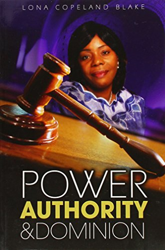 Power Authority & Dominion By Lona Copeland- Blake