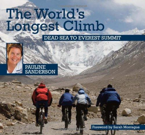 The World's Longest Climb By Pauline Sanderson