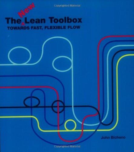 The New Lean Toolbox By John Bicheno