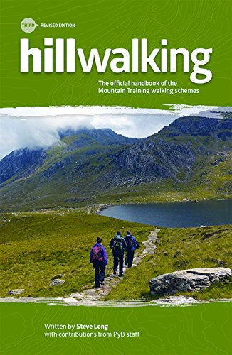 Hillwalking : The Official Handbook of the Mountain Training Walking Schemes By Steve Long