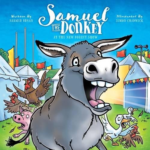 Samuel the Donkey By Bryan Pass
