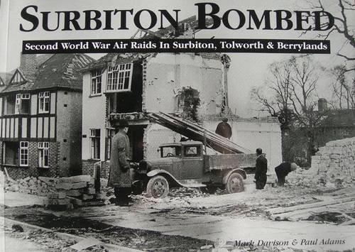 Surbiton Bombed By Mark Davison