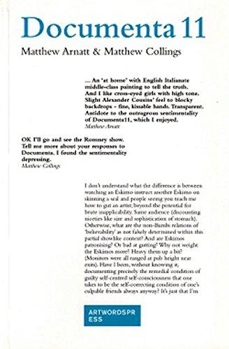 Documenta II By Matthew Arnatt